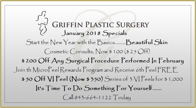 January 2018 Monthly Specials